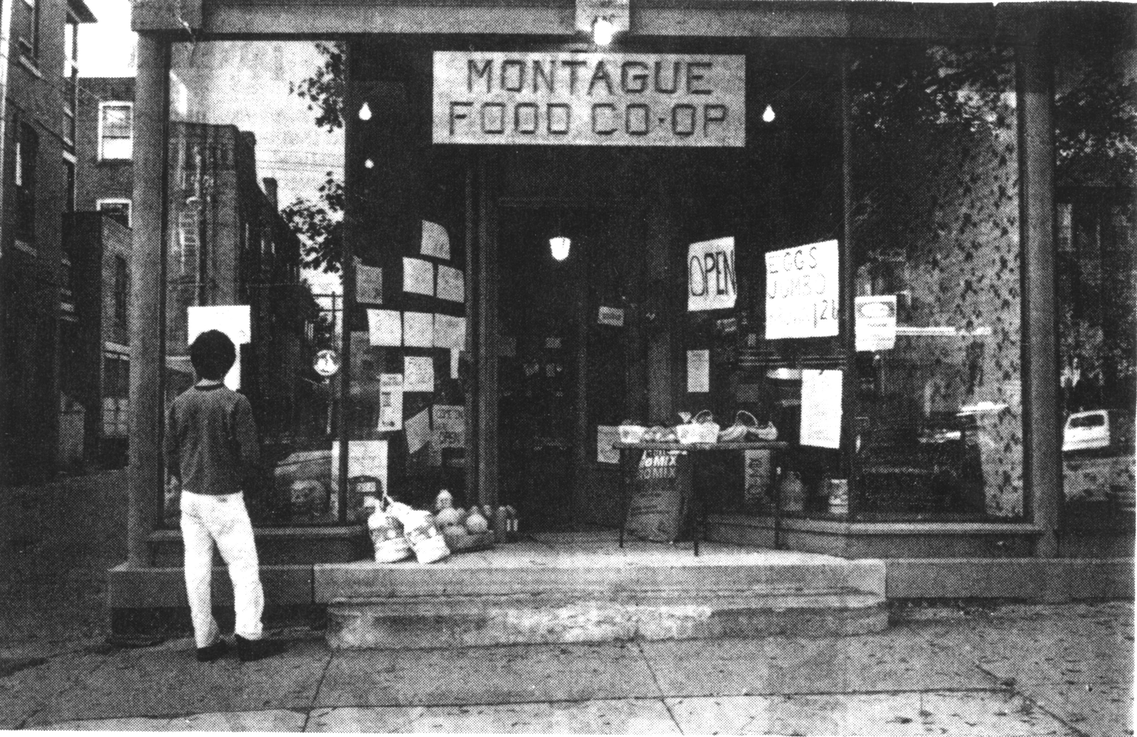 Montague Food coop b&w (1)